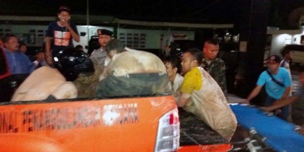 Longsor dan Banjir di Pematangsiantar, 2 Warga Tewas, 18 Ekor Buaya Lepas dari Taman Hewan