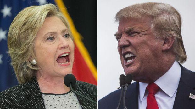 Hillary Clinton Versus Donald Trump?