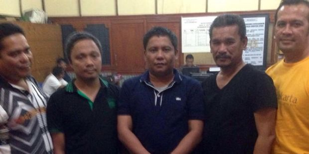 Kepala Bappeda dan 4 Anggota DPRD Tertangkap Main Judi di Hotel