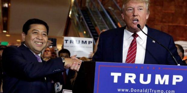 Setya Novanto Pakai Arloji Miliaran Rupiah saat Bertemu Donald Trump?