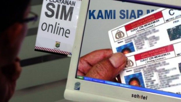 Kabar Gembira! Perpanjang SIM Kini Bisa Online