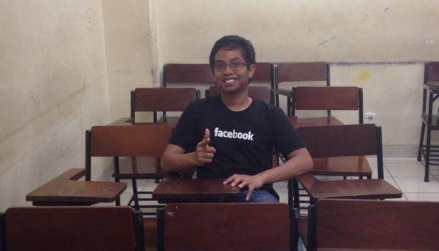 Mimpi Jadi Kenyataan, Cowok Indonesia Kerja di Facebook Bareng Mark Zuckerberg
