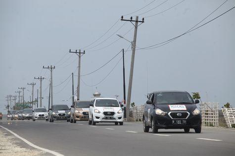 Menguji Ketangguhan Datsun Lewat Ekspedisi Sumut-Riau