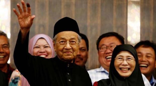 Mahathir Mohammad Cetak Sejarah sebagai Perdana Menteri Tertua di Dunia