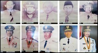 Gubernur Riau dari Masa ke Masa