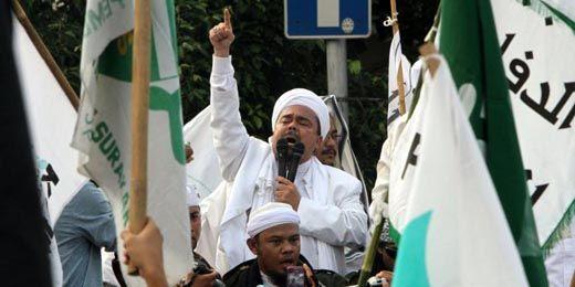 Merasa Disadap, Habib Rizieq Resmi Nonaktifkan Nomor Ponselnya