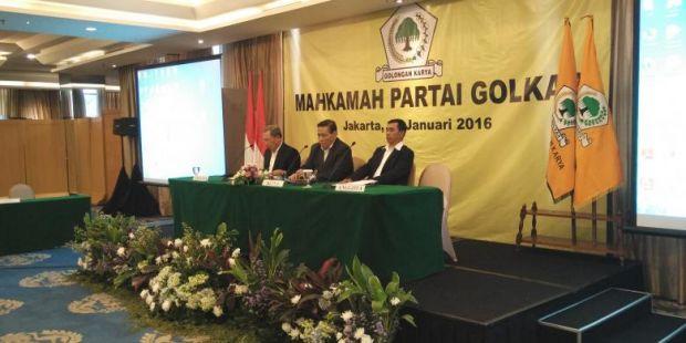 "Diminta Mahkamah Partai ""Turun Gunung"", JK dan Habibie Pimpin Tim Transisi Golkar Gagas Munas Rekonsiliasi"