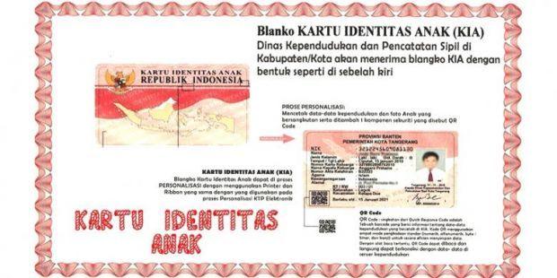 Urgensi Kartu Identitas Anak di Indonesia
