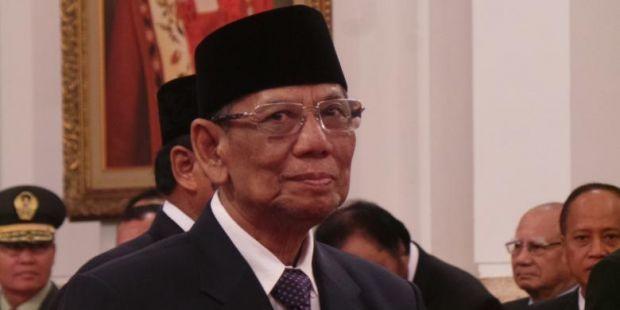 Mantan Ketua Umum PB Nahdlatul Ulama KH Hasyim Muzadi Tutup Usia