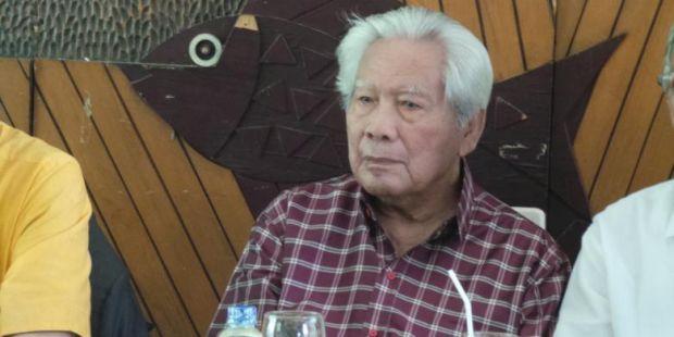 "Innalillahi, Prof Suhardiman Pendiri SOKSI dan ""Dukun Politik"" Golkar Telah Tiada"