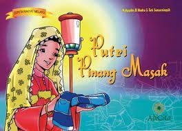 Putri Pinang Masak, Cerita Asal-usul Suku Talang Mamak