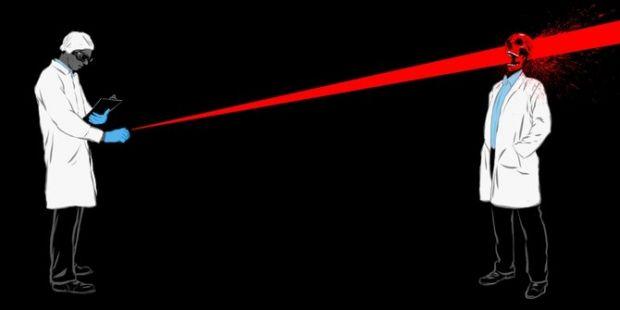 Tak Terduga, Mainan Senter Laser pun Bisa Membunuh Manusia