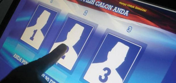 E-Voting pada Pilkada 2017
