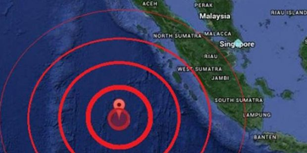 Malam Ini, Dua Gempa Goncang Mentawai dan Nias, Masyarakat Sempat Panik
