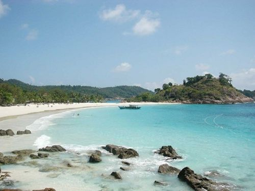 Pulau Jemur dan Legenda Kesaktian Panglima Layar