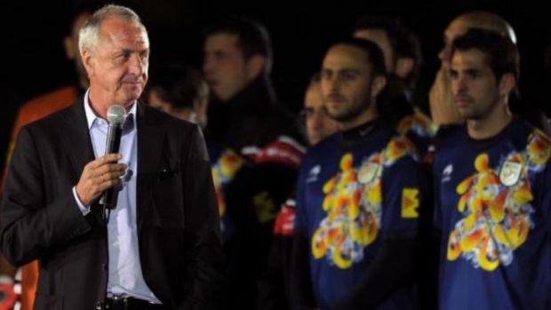 Legenda Sepak Bola Johan Cruyff Meninggal Dunia, Barcelona dan Belanda Berduka