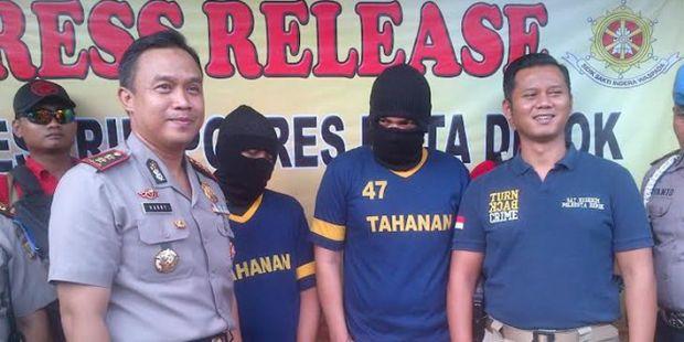 Dua Seleb Ditangkap, Satu Orang Artis FTV, Satu Lagi Pedangdut Jebolan KDI, karena Gelapakan 43 Mobil Rental