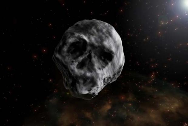 Menyeramkan, Asteroid Halloween Diperkirakan akan Lintasi Bumi pada November 2018