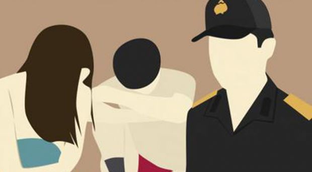 Apa Tak Pedih... Polisi Ini Pergoki Istrinya Sedang Asyik Sekamar dengan Tentara