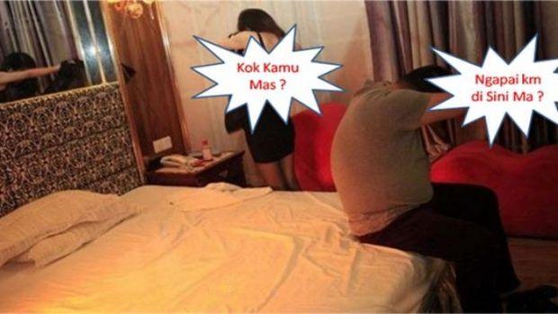 Konyol, Pria Booking Pelacur Online Malah Dapat Istri Sendiri