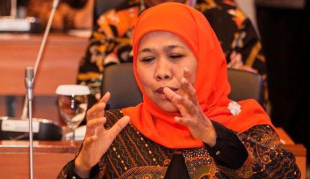 Khofifah, Menteri Pemberani yang Sempat Bercita-cita Menjadi Pembalap