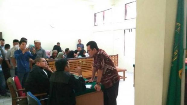 Ketua DPRD Bengkalis Nonaktif Divonis 18 Bulan Penjara dalam Kasus Korupsi Bansos
