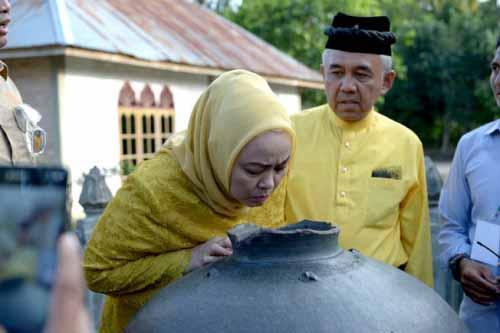 Gubernur Riau Andi Rachman Bakal Disematkan Gelar Datuk Panglimo Kayo