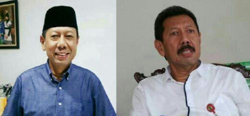 Penuhi Nazar, Kepala BPBD Riau Edwar Sanger Rela Cukur Habis Kumis yang Sudah 16 Tahun Menghiasi Wajahnya