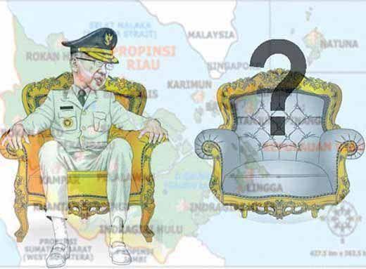 Posisi Wakil Gubernur Riau Harus Diisi karena Sisa Jabatan Masih Lama dan di Atas 18 Bulan