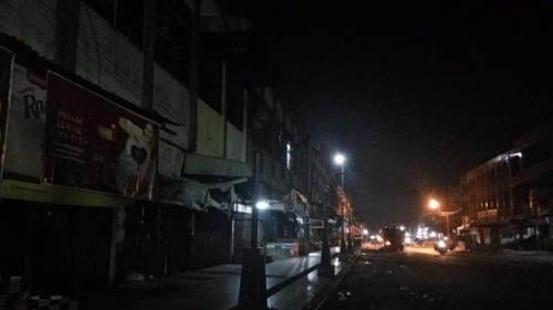 PLN Tetap Matikan Lampu PJU di Sejumlah Ruas Jalan Kota Pekanbaru, Sekdako M Noer Sebut Ada Oknum yang Ingin Perkeruh Suasana