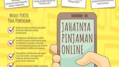 Ojk Klaim Tutup 1 230 Jasa Pinjaman I Online I Ilegal Dalam
