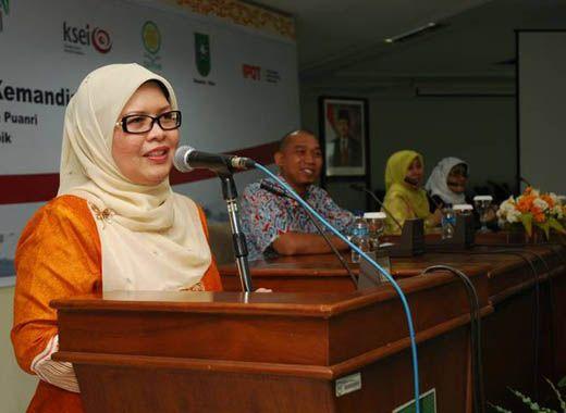 """Ada Unjuk Rasa """"Tangkap Ahok"""" Hari Ini, Ketua DPRD Riau Septina Primawati: Silakan Demo asal Tertib"""