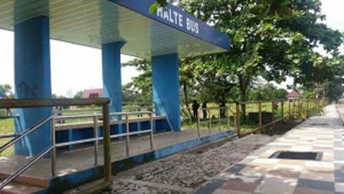 Dibangun pada 2015, Tiga Halte Bus di Mandau Tak Berfungsi alias Mubazir