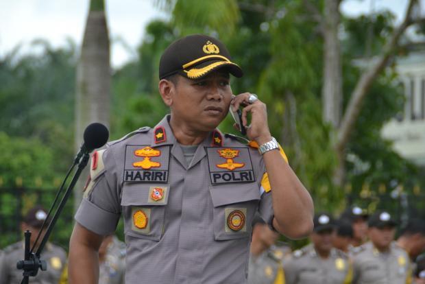Polres Siak Siap Amankan Tahun Baru Imlek, 50 Personel Disiagakan