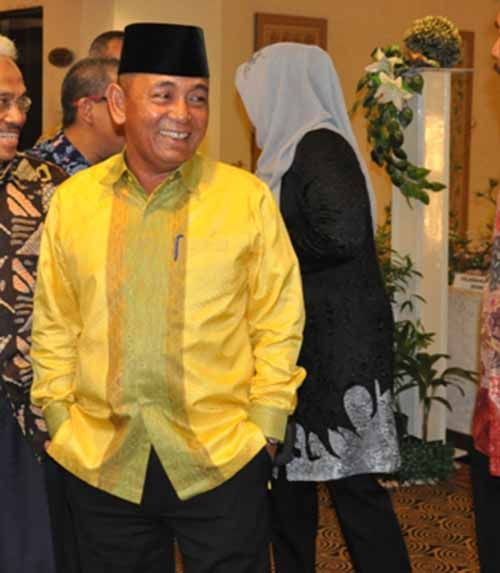 Politisi Golkar Pelalawan Ini Klaim Banyak Tokoh yang Dukung HM Harris Ikut Pemilihan Gubernur Riau 2018