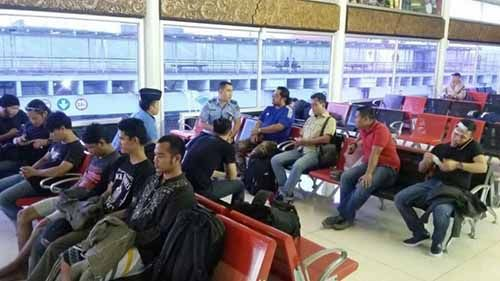 Pelaku Pembunuhan di Desa Kebintik Bangka Belitung Buron 2 Pekan ke Pekanbaru