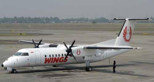 Wings Air Buka Rute Baru Padang-Pekanbaru-Bengkulu
