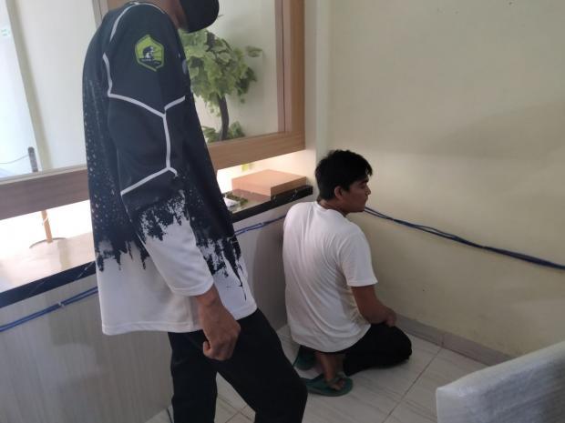 Hadir di Kecamatan Pinggir, UP Samsat Bapenda Riau Siapkan Sarpras