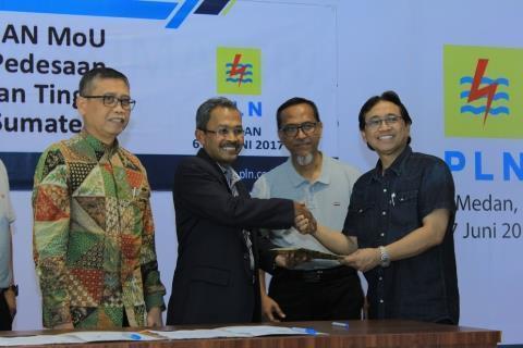 10 Perguruan Tinggi di Sumatera Digandeng Lakukan Penelitian dan Survei Pembangunan Listrik Pedesaaan