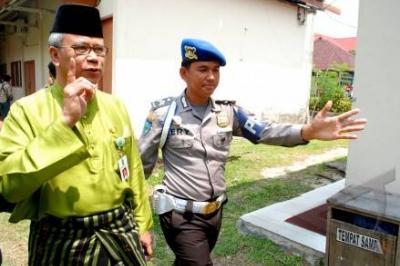 Saat Mantan Bupati Berharap Restu Warga Bengkalis untuk Pilgub Riau 2018