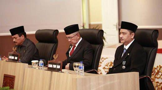 KUA-PPAS APBD Riau 2017 Rampung