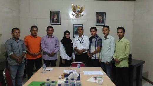 "BNN Provinsi Riau ""Amanahkan"" Dua Hal Ini kepada Pemuda BNN Inhil"