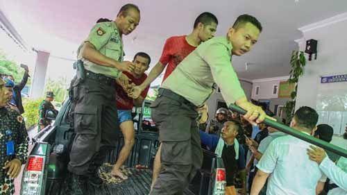 Meski Tak Punya Foto dan Data Napi Kabur dari Rutan Sialangbungkuk, Polisi Masih Buru 149 Tahanan yang Masih Berkeliaran