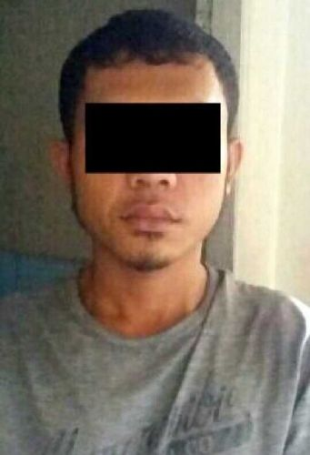 Lenyap 4 Tahun dan Sempat ke Malaysia, Pelarian Buronan Kasus Pemerkosaan Gadis Belia di Kebun Sawit Kampar Berakhir Lantaran Rindu Kampung Halaman