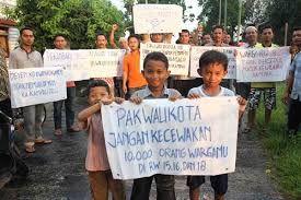 """Pemko Pekanbaru Harusnya Jangan Cuma """"Pasrah"""" dengan Masuknya 3 RW ke Wilayah Kampar"""