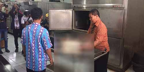 Seorang Pasien Jompo Penghuni Panti Tunas Bangsa Pekanbaru yang Kamarnya Mirip Penjara Ditemukan Meninggal