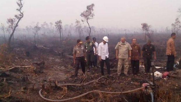 Australia, Tiongkok, Malaysia, Rusia, dan Singapura akan Bantu Indonesia Atasi Kabut Asap