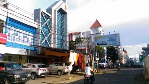Wow! Biaya Sewa Ruko Kantor Cabang Bank Riau Kepri di ...