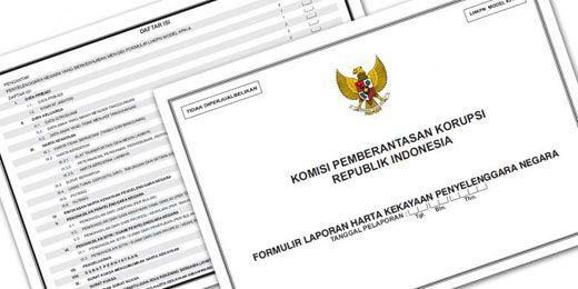 Riau Gigit Jari, Tak Masuk dalam 9 Penerima Penghargaan LHKPN 2016