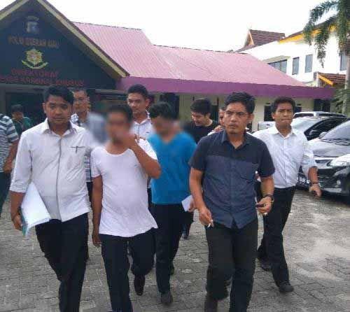 Begini Peran Tiga Oknum Pegawai Dinas PU Pekanbaru yang Jadi Tersangka Kasus Pungli Izin UJK